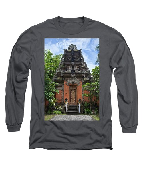 Bali_d3 Long Sleeve T-Shirt