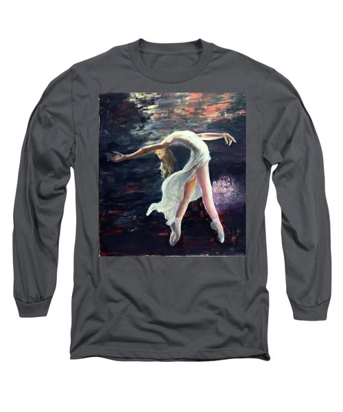 Ballet Dancer 2 Long Sleeve T-Shirt