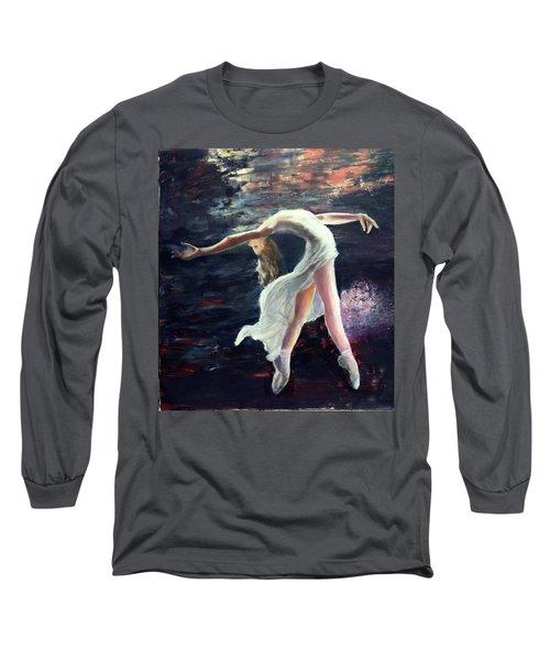 Ballet Dancer 2 Long Sleeve T-Shirt