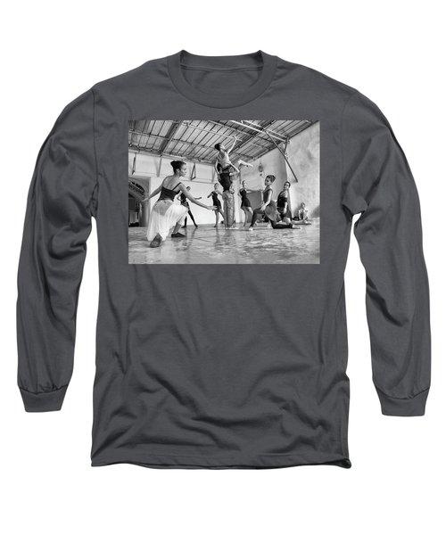 Ballet Practice - Havana Long Sleeve T-Shirt