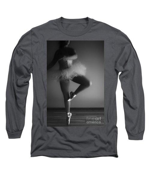 Ballet Slippers Long Sleeve T-Shirt