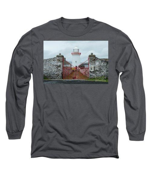 Ballyglass Lighthouse Long Sleeve T-Shirt