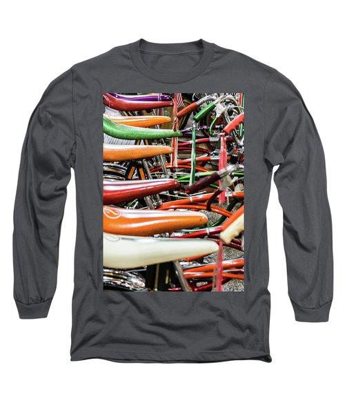 Banana Bikes Long Sleeve T-Shirt