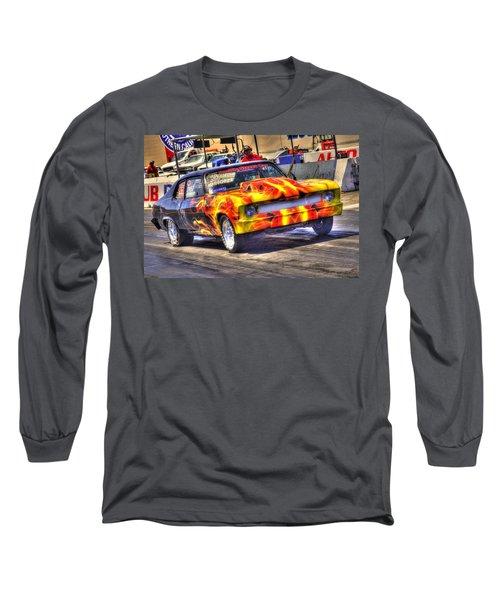 Banana Yellow Long Sleeve T-Shirt