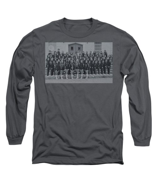 Band After Fire 76 Long Sleeve T-Shirt