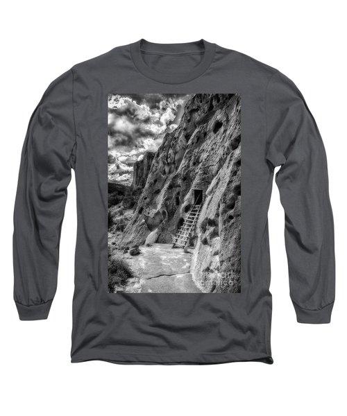 Bandelier Cavate Long Sleeve T-Shirt