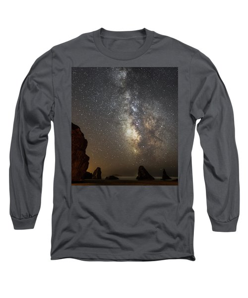 Bandon And Milky Way Long Sleeve T-Shirt