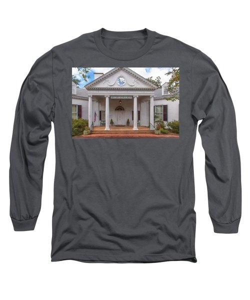 Banksia Mansion - Aiken, Sc Long Sleeve T-Shirt
