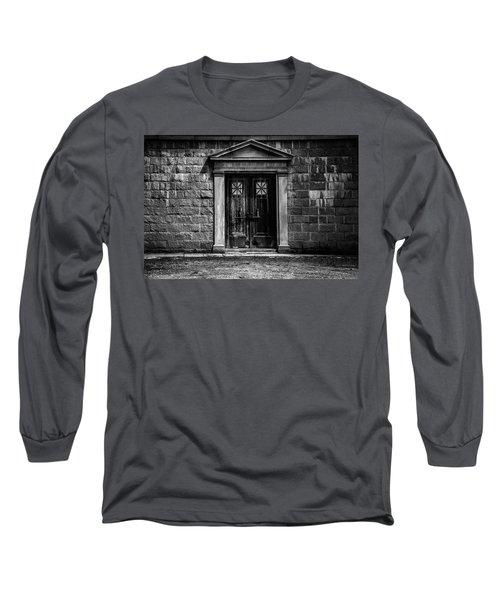 Bar Across The Door Long Sleeve T-Shirt