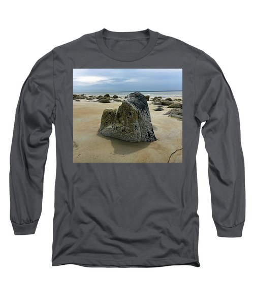 Bar Head Rocks Long Sleeve T-Shirt