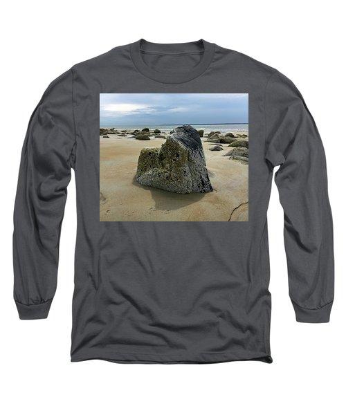 Bar Head Rocks Long Sleeve T-Shirt