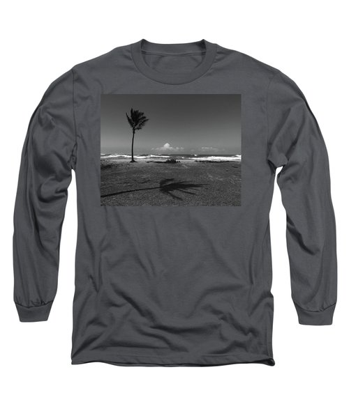 Barbers Pt., Oahu Long Sleeve T-Shirt by Art Shimamura