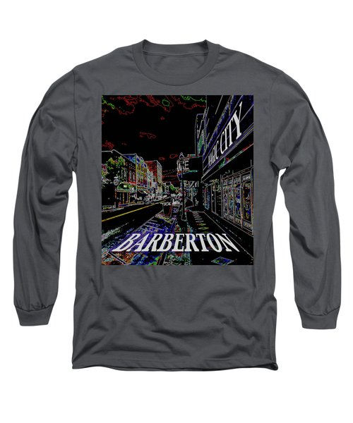Barberton The Magic City Long Sleeve T-Shirt