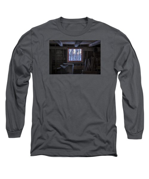 Barn Window II Long Sleeve T-Shirt