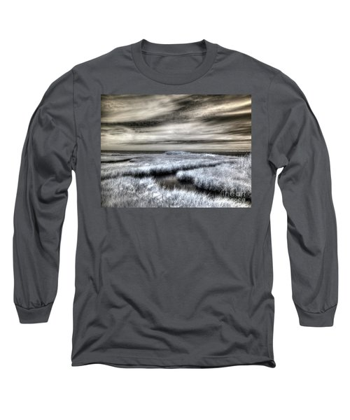 Barnegat Bay New Jersey Long Sleeve T-Shirt
