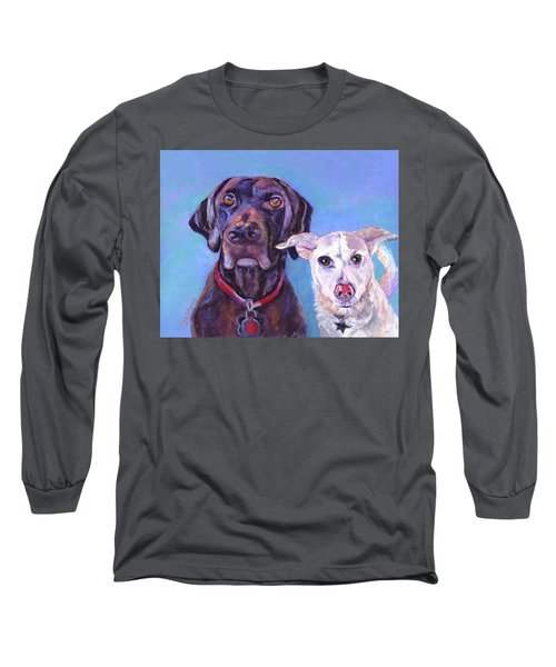 Barney And Casey Long Sleeve T-Shirt