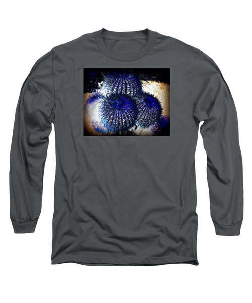 Barrel Cacti Long Sleeve T-Shirt