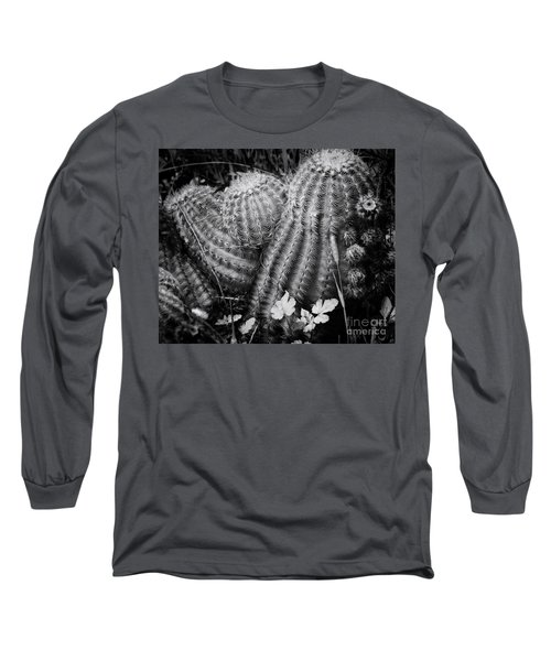 Barrel Cactus Long Sleeve T-Shirt