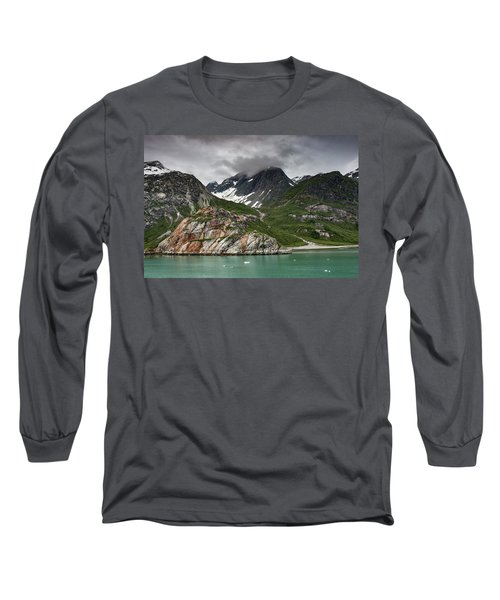 Barren Wilderness Long Sleeve T-Shirt