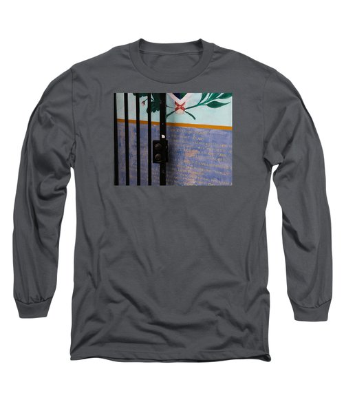 Bars Long Sleeve T-Shirt