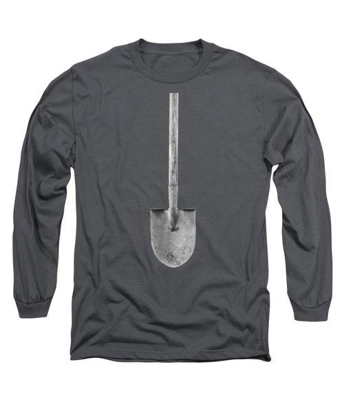 Basic Shovel Long Sleeve T-Shirt