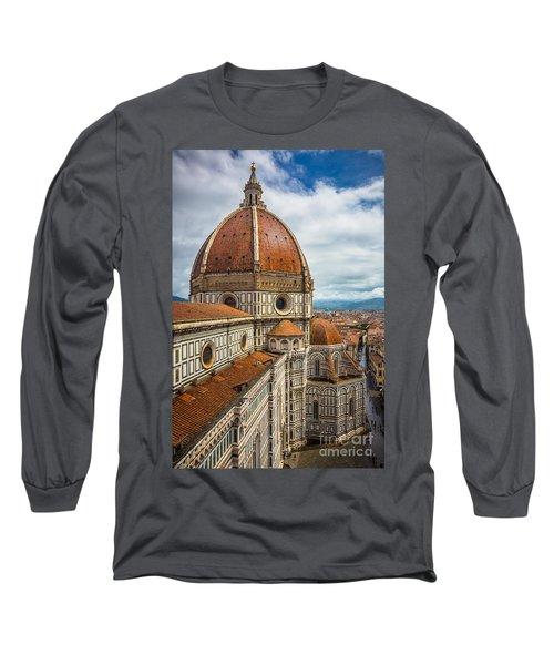 Basilica Di Santa Maria Del Fiore Long Sleeve T-Shirt