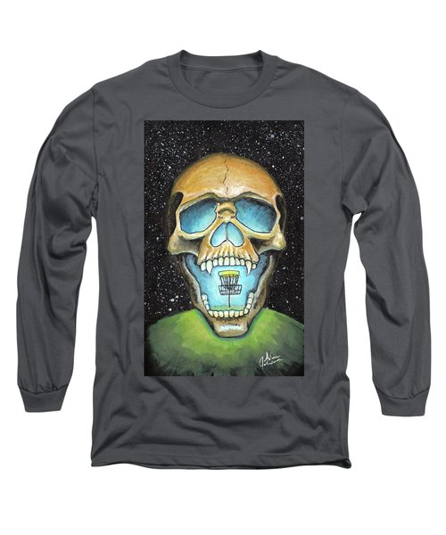 Basket Reaper Long Sleeve T-Shirt