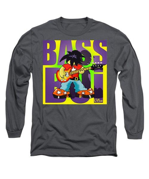 Bass Boi Long Sleeve T-Shirt