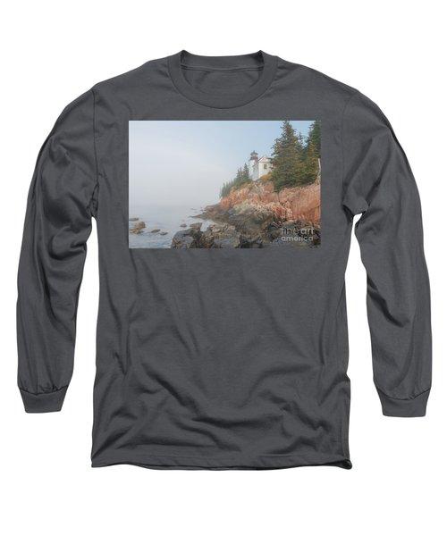 Bass Harbor Sunrise A Long Sleeve T-Shirt