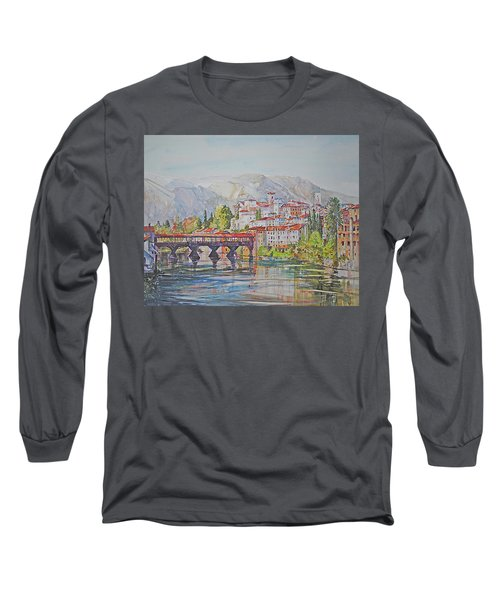 Bassano Del Grappa Long Sleeve T-Shirt