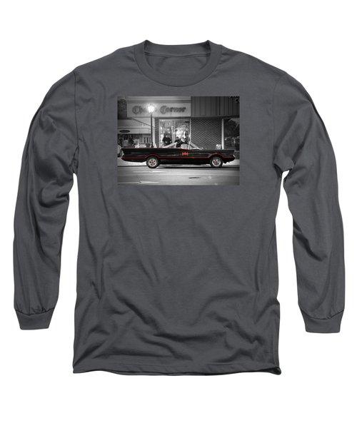 Batmobile Long Sleeve T-Shirt