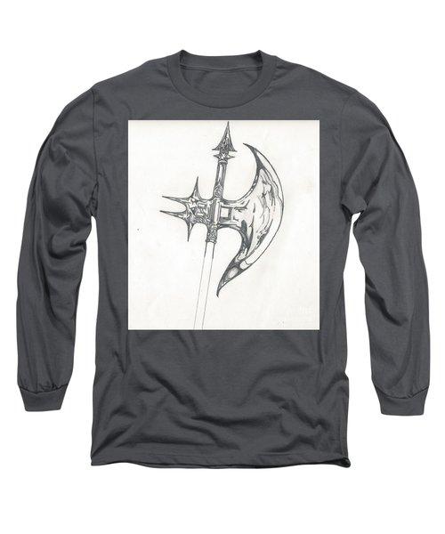 Battle Axe Long Sleeve T-Shirt