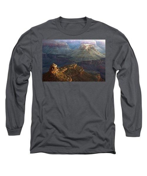 Battleship Rock Long Sleeve T-Shirt