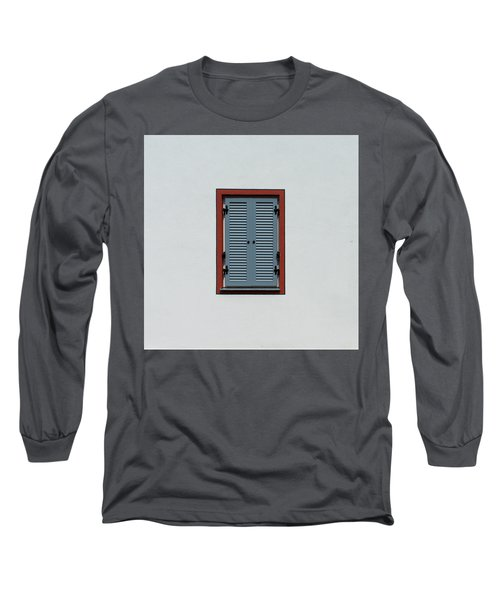 Bavarian Windows 5 Long Sleeve T-Shirt