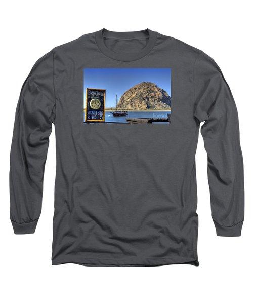Bay Cruise At 11 Long Sleeve T-Shirt