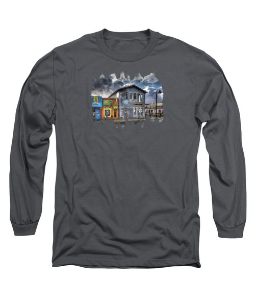 Bay Street Morning Long Sleeve T-Shirt