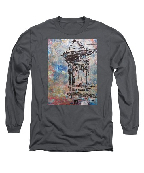 Bay Window Long Sleeve T-Shirt