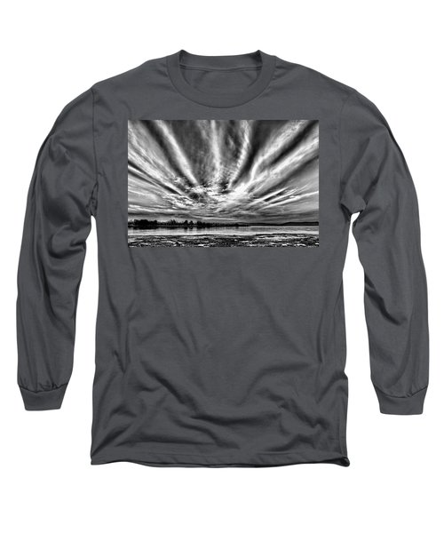Bayfarm Island Sunrise Long Sleeve T-Shirt