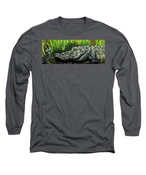 Bayou Buddies Long Sleeve T-Shirt