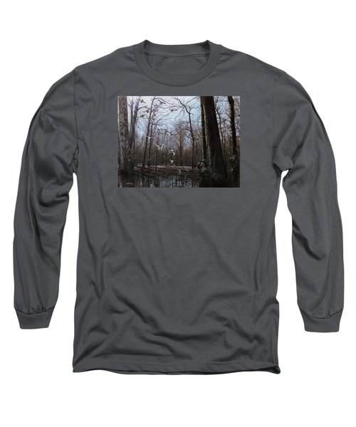 Bayou Meto Morning Long Sleeve T-Shirt