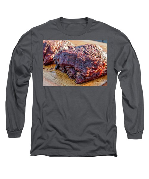 Bbq Beef 2 Long Sleeve T-Shirt