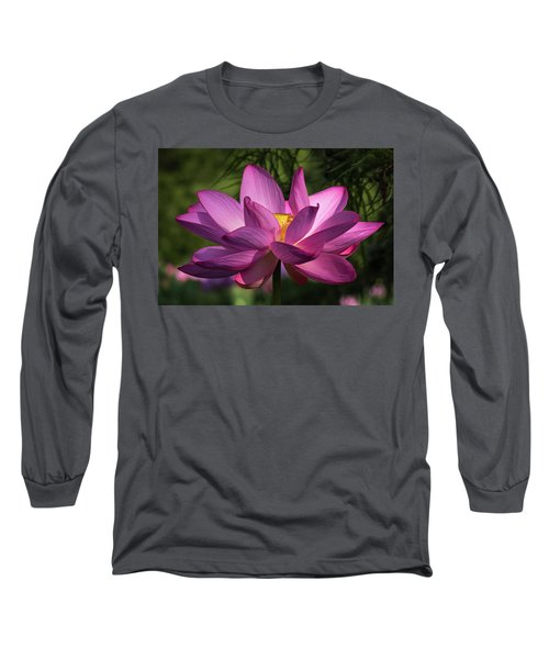 Be Like The Lotus Long Sleeve T-Shirt