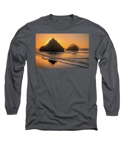 Long Sleeve T-Shirt featuring the photograph Be Your Own Bird by Darren White