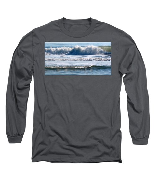Beach At Iop Long Sleeve T-Shirt