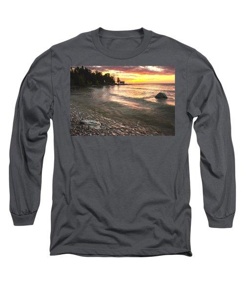 Beach Awakens Long Sleeve T-Shirt