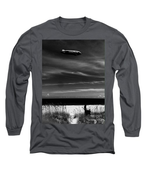 Beach Blimp Long Sleeve T-Shirt