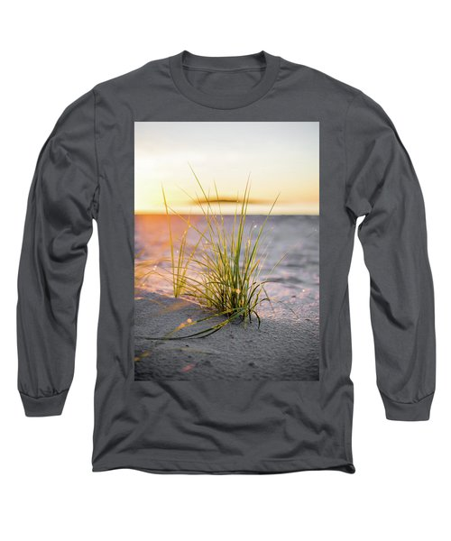 Beach Grass Long Sleeve T-Shirt
