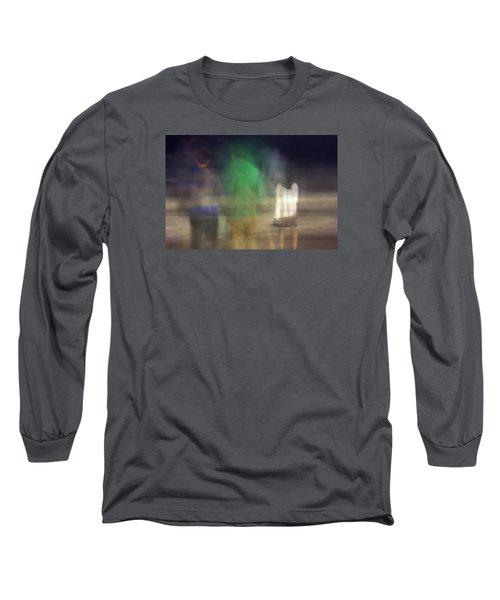 Beach Night 2 Long Sleeve T-Shirt