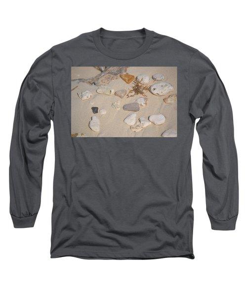 Beach Treasures 2 Long Sleeve T-Shirt