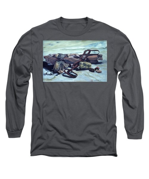 Beach Treasures Long Sleeve T-Shirt